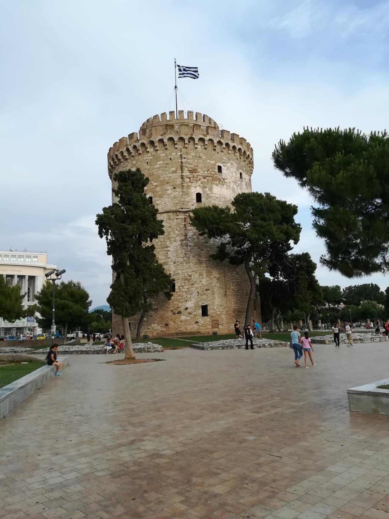 Thessaloniki Torre Bianca