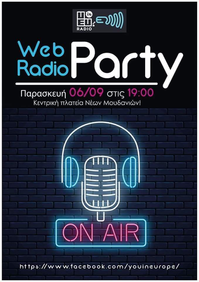 WEB Radio Party